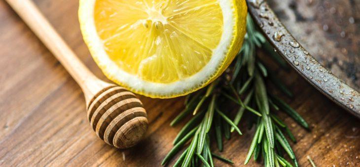 Se soigner avec l'huile essentielle de Citron